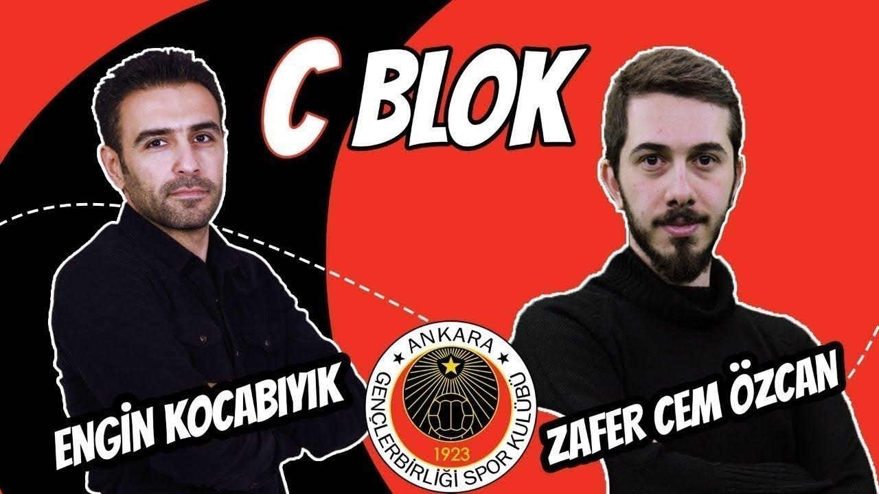 C Blok 64. Bölüm (14.09.2021)