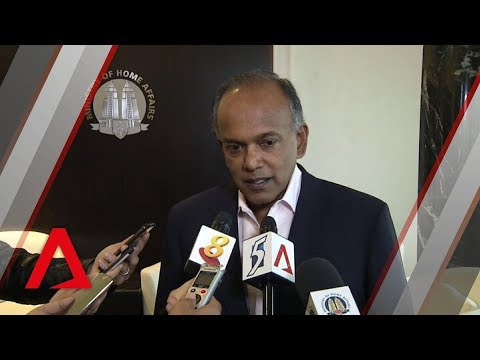 Gay sex law in Singapore: Society has to decide which direction it wants to go, says Shanmugam