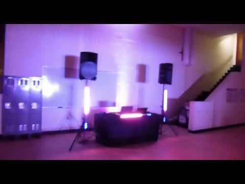 Dj scotties mobile dj setup with light bars youtube dj scotties mobile dj setup with light bars aloadofball Image collections