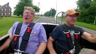 Shelby Cobra experience @ 130!