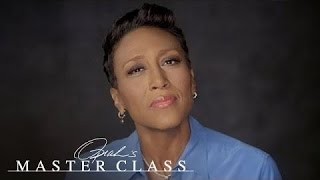 Robin Roberts on the 3 Words No One Wants to Hear | Master Class | Oprah Winfrey Network