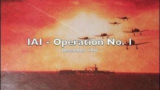 Empire of the Sun - Turn 1 - IAI Operation No. 1
