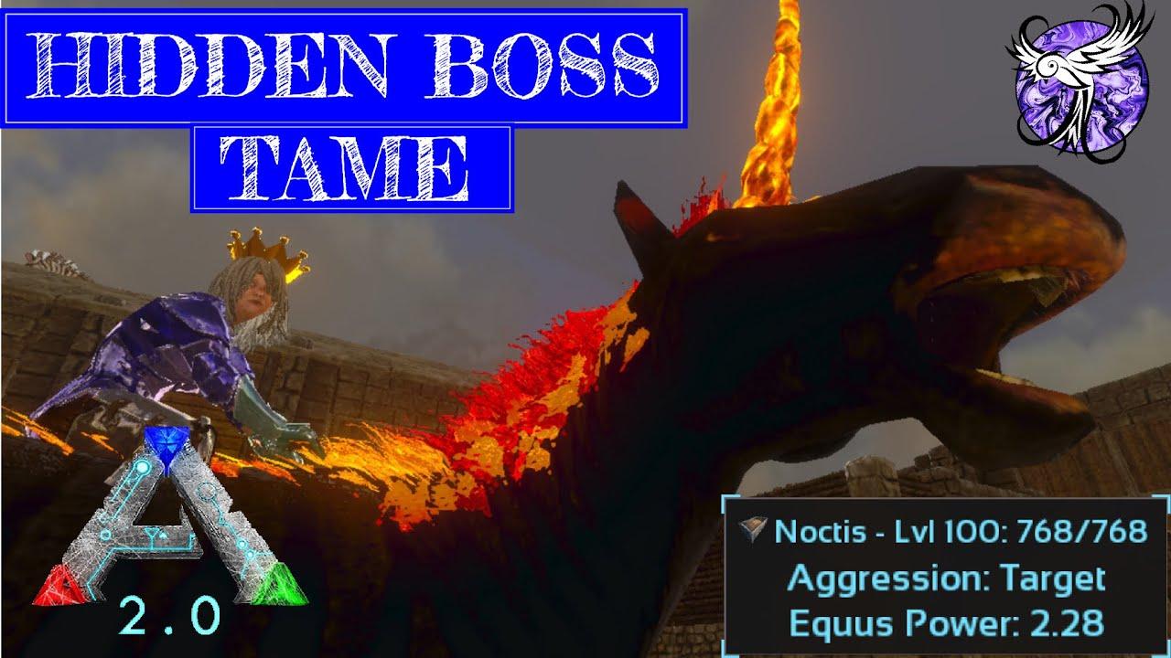 Noctis - Official ARK: Survival Evolved Wiki