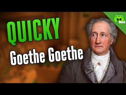 GOETHE GOETHE 🎮 Quicky #147 | Best of PietSmiet