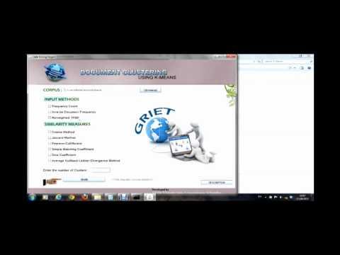 Data Mining - Cluster Analysis -