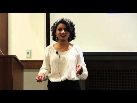 BCTalks - Isra Hussain: An Aching Heart and the Stigma of Mental Health