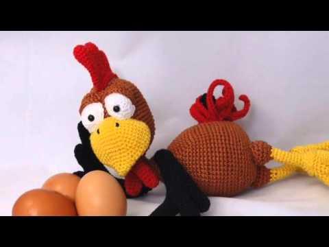 Amigurumi Nativity Español : Ildikko amigurumi crochet patterns youtube