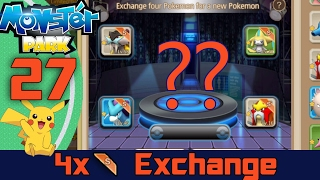 4xS Exchange!! - Monster Park / Hey Monster