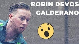 DEVOS Robin - CALDERANO Hugo GERMAN LEAGUE 2018 2019 TABLE TENNIS
