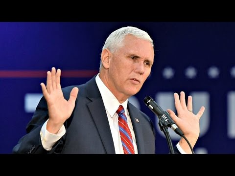 Mike Pence Just Won't Call David Duke 'Deplorable'