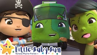 HALLOWEEN Wheels on the Bus NEW | +MORE Little Baby Bum: Nursery Rhymes & Kids Songs | ABCs and 123s
