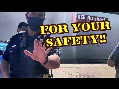 ARLINGTON TEXAS Do me a favor for your safety