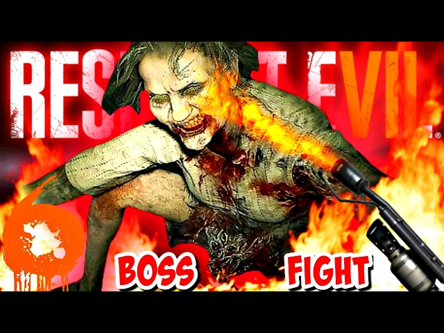 EASIEST WAY TO BEAT MARGUERITE BAKER BOSS FIGHT *WITHOUT DYING*!!  ~ Resident Evil 7 | Part 6