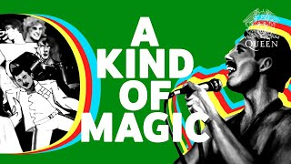 Queen - A Kind Of Magic - You Are The Champions (Fan Video)