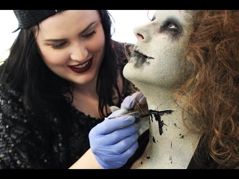 LIFE OF A SPECIAL FX MAKEUP ARTIST - YouTube