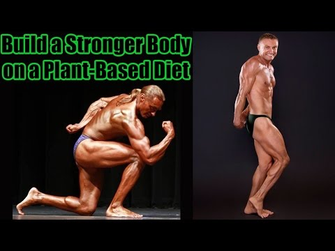 How to be STRONG as a VEGAN - Lecture by Vegan Bodybuilder Robert Cheeke
