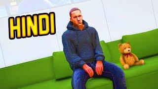 Eminem ka Ghar GTA 5 Mei - Hindi Tour | Hitesh KS