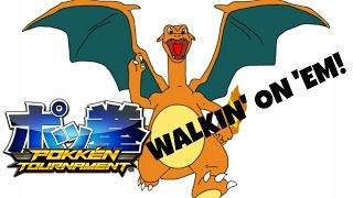 Pokken Tournament- ZARD WALK CONFIRMED!