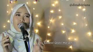 Sholawat LAW KANA BAINANAL HABIB Sedih dan Merinding 2018 NEW!!! Cover by Dina Hijriana