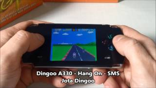 Dingoo A330   Hang On   SMS   Jota Dingoo