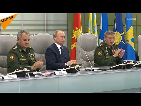 Russia: Vladimir Putin Oversees First-Ever Launch of Avangard Hypersonic Missile