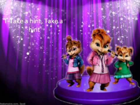 Victorious Take a hint Lyrics ( Chipettes style)