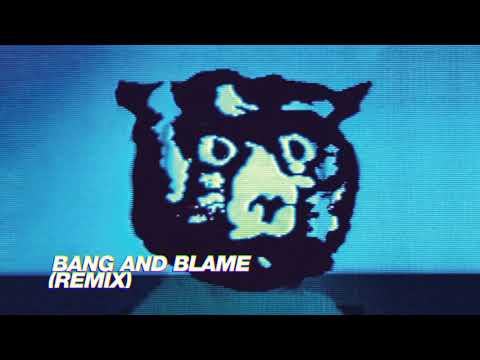 R.E.M. - Bang and Blame (Monster, Remixed)