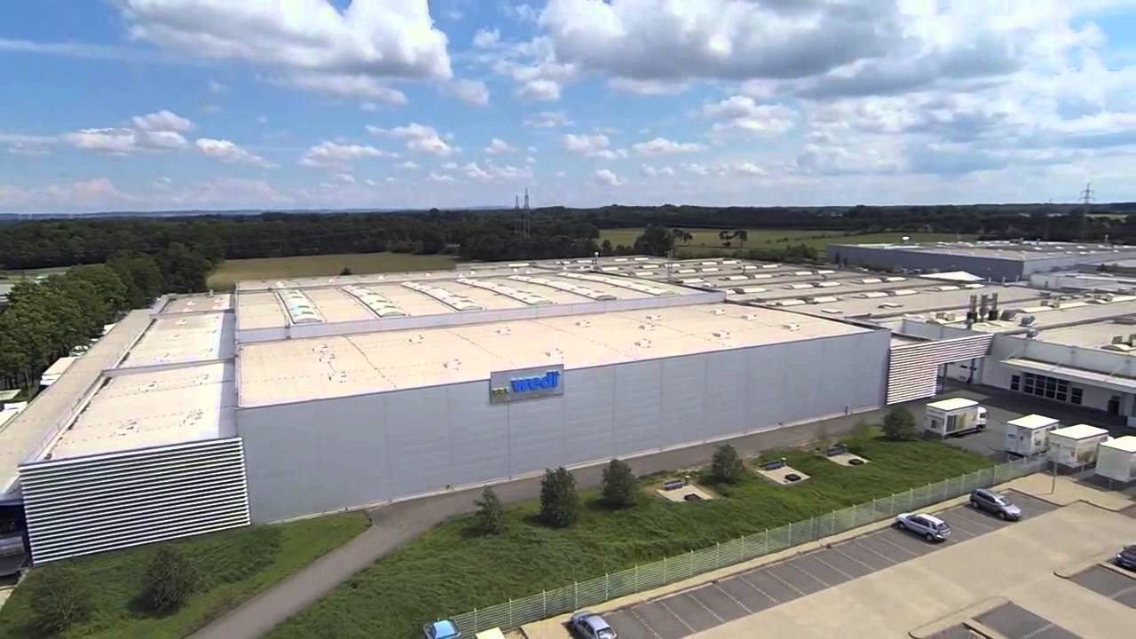 Wedi Emsdetten wedi us factory tour welcome to emsdetten germany