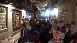 Batalla del vino - Noche San Pedro 2014