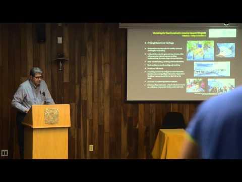 22.Workshop promoting geoheritage in Latin America-PROYECTO BAJA CALIFORNIA