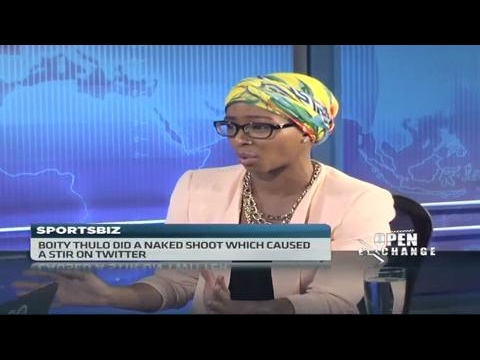 The bottom line with Boitumelo Thulo