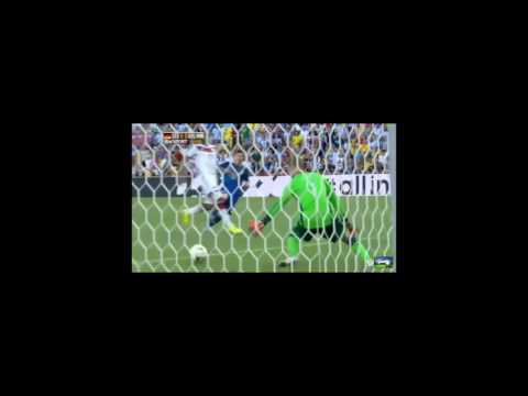 Germania-Argentina 1-0 HighLights World Cup Final 2014 (Finale Mondiale 2014)