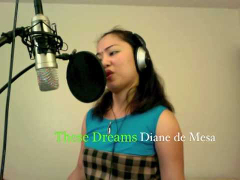 These dreams - Heart (Cover) - Diane de Mesa