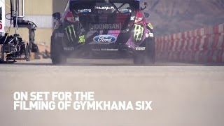 NEED FOR SPEED: GYMKHANA SIX -- GAMEPLAY CAM thumbnail