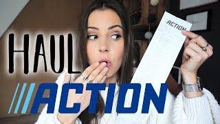 HAUL #16 ♡ J'AI ENCORE DÉVALISÉ ACTION !