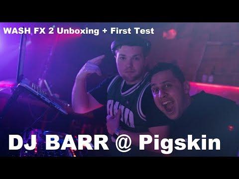 DJ GIG LOG 067 | DJ Barr EXPOSED | Wash FX 2 | Serato DJ Pro