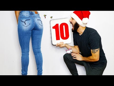 Mi Esposo Califica Mis Jeans 👖 Husband Rates My Outfits 🎁 SORTEO 🦄 Bessy Dressy