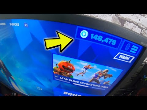 TRUMAnn Buying EVERYTHING On The NEW Fortnite Item Shop Today!! (V-Bucks Spending Spree)