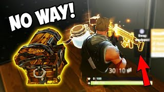 HOW TO OPEN THE SAME CHEST TWICE!!! - Fortnite Battle Royale Glitch