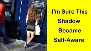 Surprising Shadows That Made People Look Twice