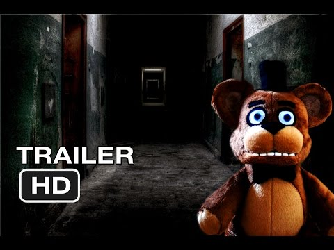 Five Nights at Freddy's The Movie Official Trailer (2016)- Horror Movie HD Teaser (PARODY)