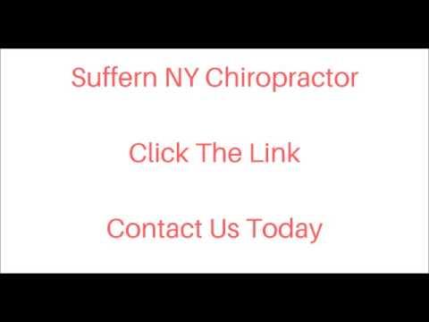 Suffern NY Chiropractor