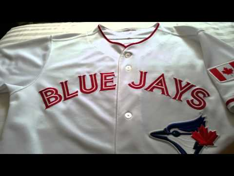 Toronto Blue Jays Russell Martin Canada Day Jersey