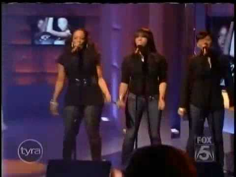 Brandy - Right Here Live on Tyra Banks Show