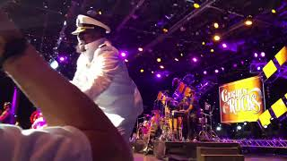 """YMCA"""" - Village People at Epcot 05/2018."""