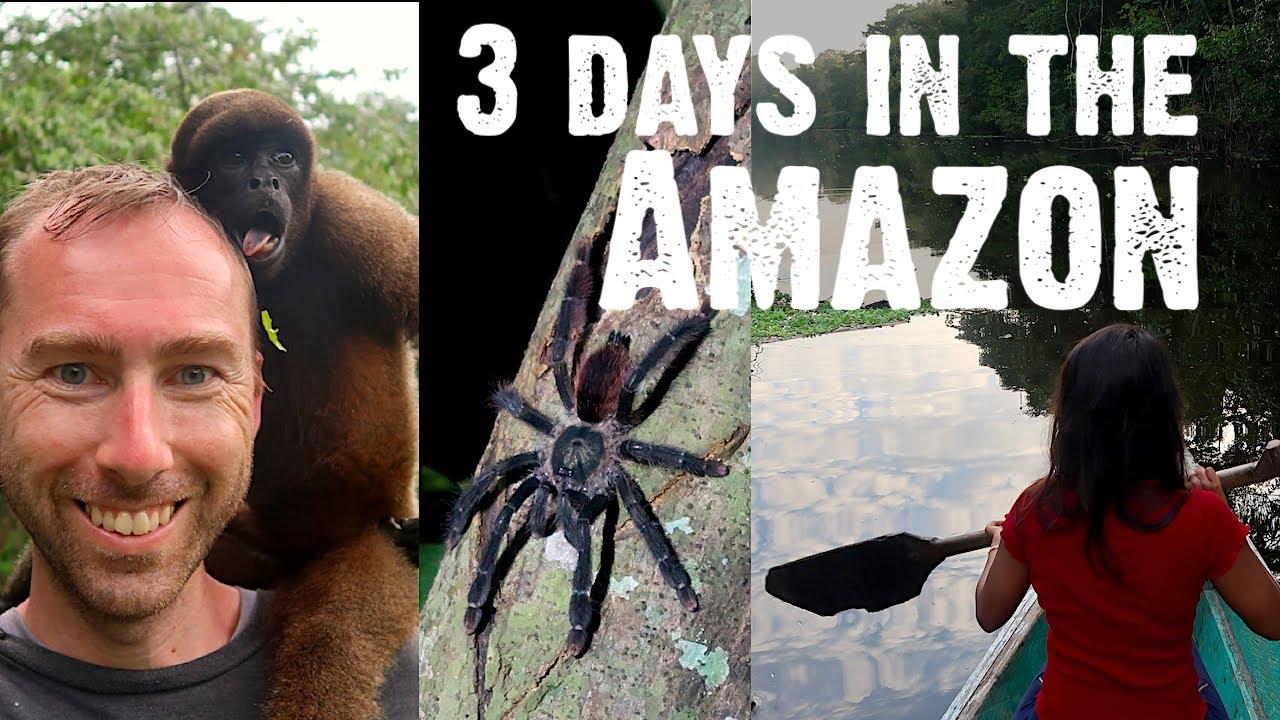 Download Amazon Rainforest Experience | Peru Vlogs