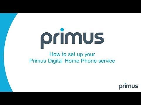 Digital Home Phone
