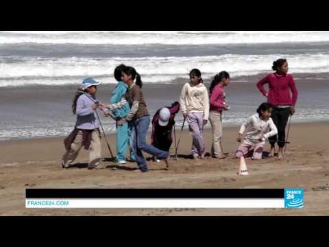 À Essaouira, les jeunes Marocains voient l'avenir en green