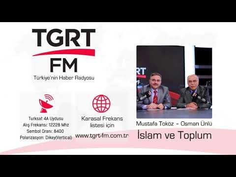 İslam ve Toplum 20180319