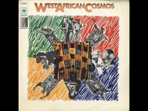 West African Cosmos - West African Cosmos 1976 (FULL ALBUM) [Fusion, Funk, Soul]